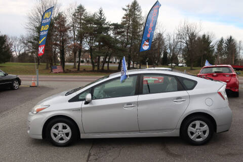 2010 Toyota Prius for sale at GEG Automotive in Gilbertsville PA