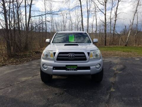 2007 Toyota Tacoma for sale at L & R Motors in Greene ME