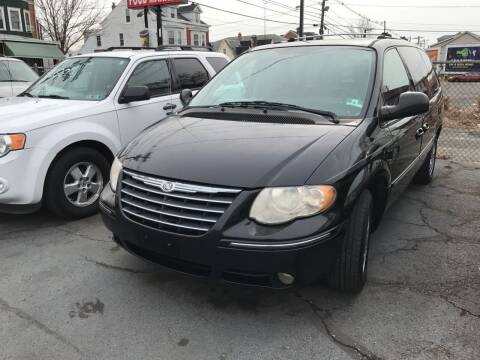 2005 Chrysler Town and Country for sale at Chambers Auto Sales LLC in Trenton NJ