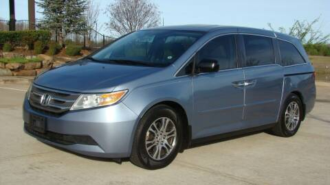 2013 Honda Odyssey for sale at Red Rock Auto LLC in Oklahoma City OK
