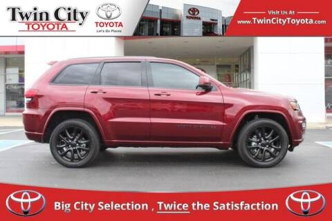 2019 Jeep Grand Cherokee for sale at Twin City Toyota in Herculaneum MO
