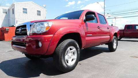 2006 Toyota Tacoma for sale at Action Automotive Service LLC in Hudson NY