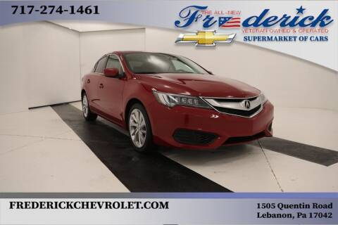 2018 Acura ILX for sale at Lancaster Pre-Owned in Lancaster PA