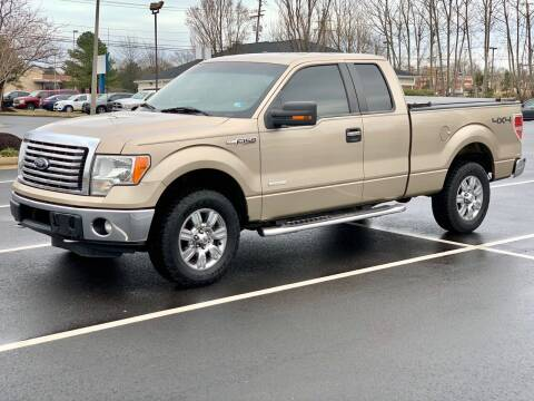 2011 Ford F-150 for sale at XCELERATION AUTO SALES in Chester VA