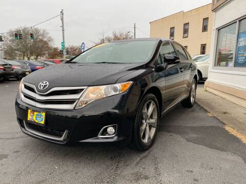 2013 Toyota Venza for sale at ADAM AUTO AGENCY in Rensselaer NY