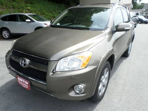 2011 Toyota RAV4 for sale at AUTO CONNECTION LLC in Springfield VT