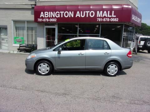 2008 Nissan Versa for sale at Abington Auto Mall LLC in Abington MA