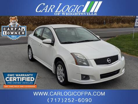 2010 Nissan Sentra for sale at Car Logic in Wrightsville PA