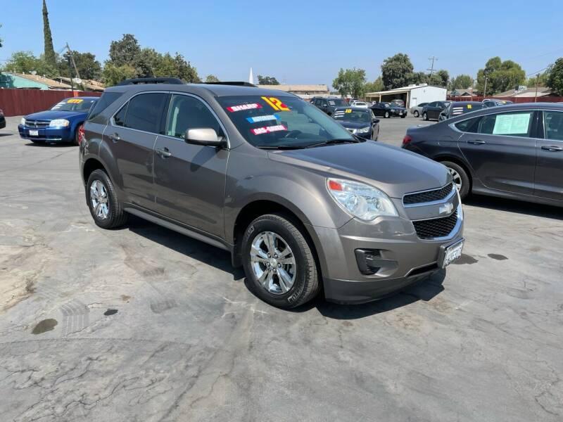 2012 Chevrolet Equinox for sale at Mega Motors Inc. in Stockton CA