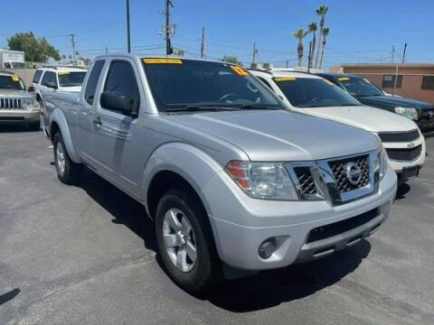 2012 Nissan Frontier for sale at Marys Auto Sales in Phoenix AZ