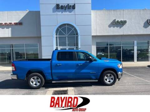 2020 RAM Ram Pickup 1500 for sale at Bayird Truck Center in Paragould AR