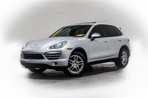 2013 Porsche Cayenne for sale at CarXoom in Marietta GA