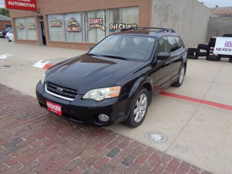 2006 Subaru Outback for sale at Rediger Automotive in Milford NE
