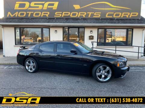 2010 Dodge Charger for sale at DSA Motor Sports Corp in Commack NY