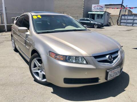 2004 Acura TL for sale at TMT Motors in San Diego CA