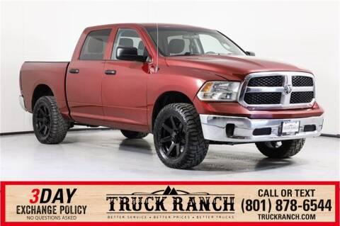 2012 RAM Ram Pickup 1500 for sale at Truck Ranch in American Fork UT