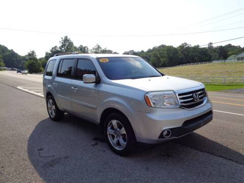 2012 Honda Pilot for sale at Car Depot Auto Sales Inc in Seymour TN
