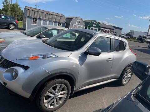 2013 Nissan JUKE for sale at Krantz Motor City in Watertown SD