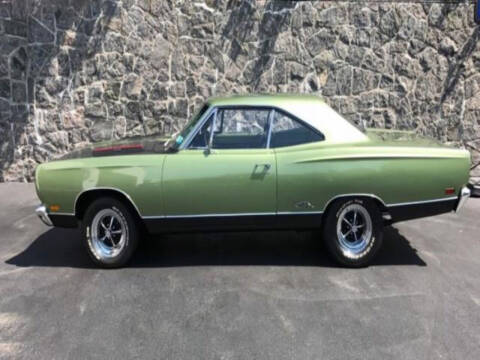 1969 Plymouth GTX for sale at Hines Auto Sales in Marlette MI