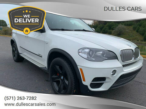 2013 BMW X5 for sale at Dulles Cars in Sterling VA