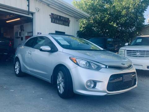 2014 Kia Forte Koup for sale at Bad Credit Call Fadi in Dallas TX