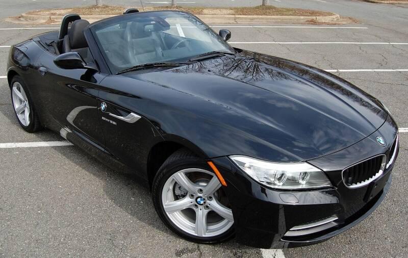 2016 BMW Z4 for sale at Bimmer Sales LTD in Great Falls VA