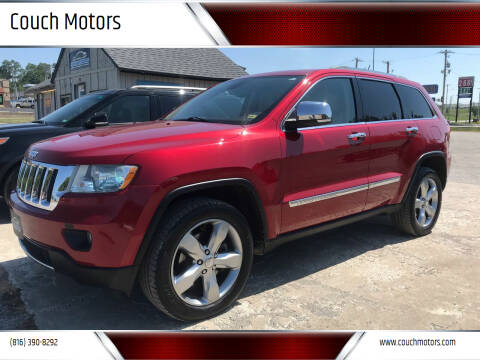 2011 Jeep Grand Cherokee for sale at Couch Motors in Saint Joseph MO