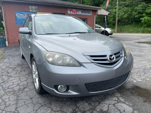 2005 Mazda MAZDA3 for sale at Doctor Auto in Cecil PA