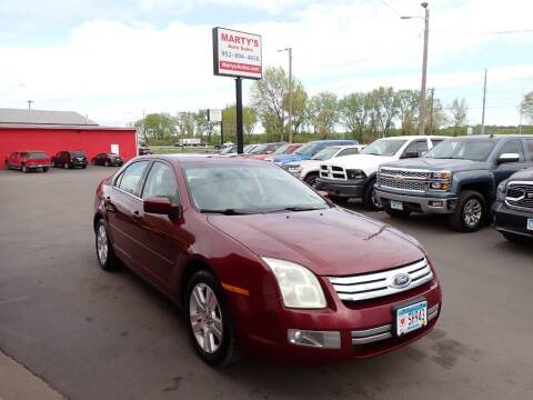 2006 Ford Fusion for sale at Marty's Auto Sales in Savage MN