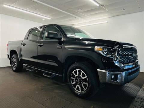 2021 Toyota Tundra for sale at Champagne Motor Car Company in Willimantic CT