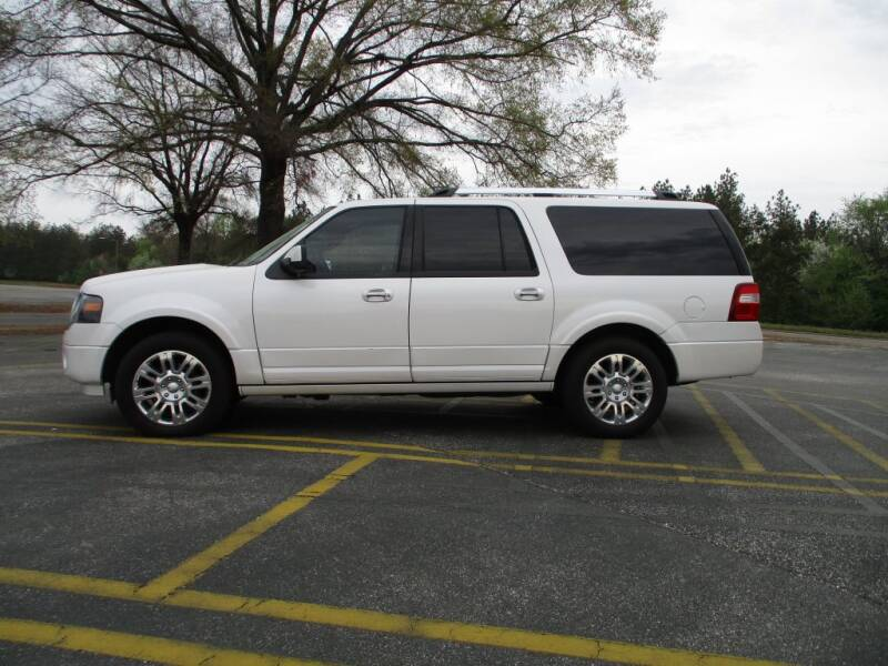 2013 Ford Expedition EL for sale at A & P Automotive in Montgomery AL