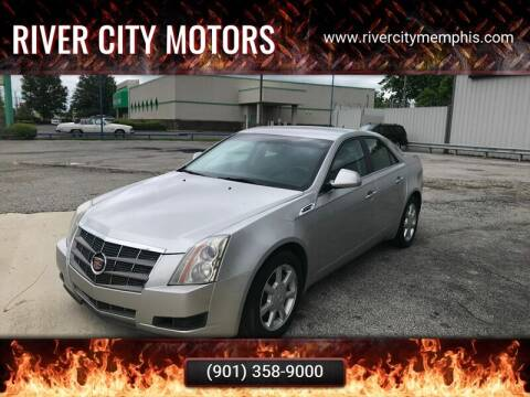 2008 Cadillac CTS for sale at River City Motors in Memphis TN