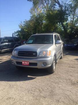 2003 Toyota Sequoia for sale at Big Bills in Milwaukee WI
