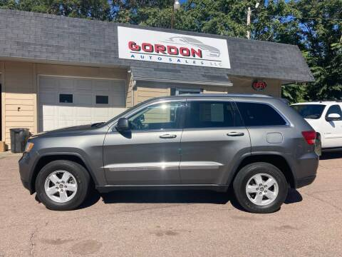 2012 Jeep Grand Cherokee for sale at Gordon Auto Sales LLC in Sioux City IA