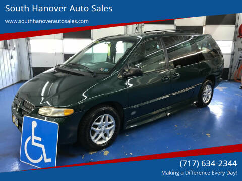 1999 Dodge Grand Caravan for sale at South Hanover Auto Sales in Hanover PA