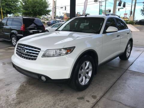 2003 Infiniti FX35 for sale at Michael's Imports in Tallahassee FL