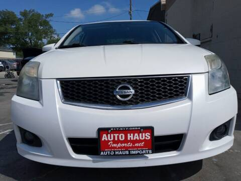 2011 Nissan Sentra for sale at Auto Haus Imports in Grand Prairie TX