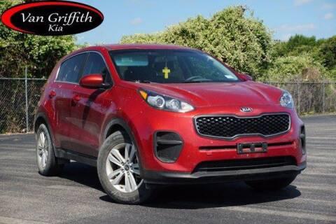 2018 Kia Sportage for sale at Van Griffith Kia Granbury in Granbury TX
