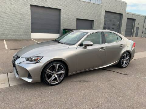 2017 Lexus IS 300 for sale at The Car Buying Center in St Louis Park MN