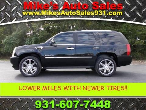 2007 Cadillac Escalade for sale at Mike's Auto Sales in Shelbyville TN