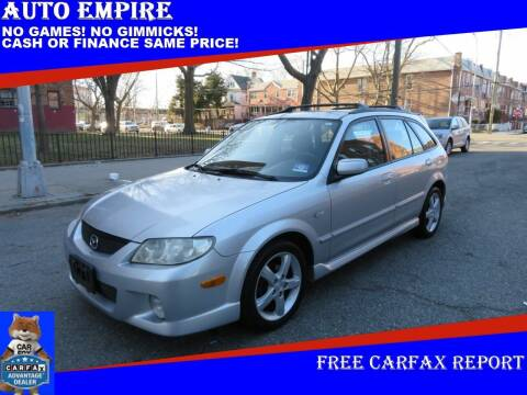 2003 Mazda Protege5 for sale at Auto Empire in Brooklyn NY