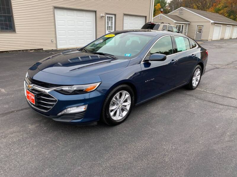 2019 Chevrolet Malibu for sale at Glen's Auto Sales in Fremont NH