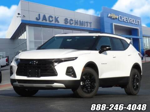 2021 Chevrolet Blazer for sale at Jack Schmitt Chevrolet Wood River in Wood River IL