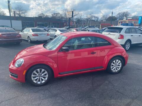 2015 Volkswagen Beetle for sale at BWK of Columbia in Columbia SC