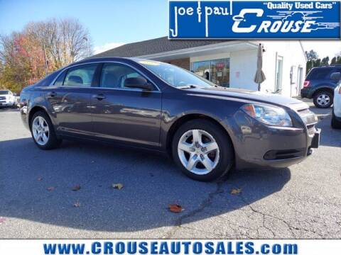2012 Chevrolet Malibu for sale at Joe and Paul Crouse Inc. in Columbia PA
