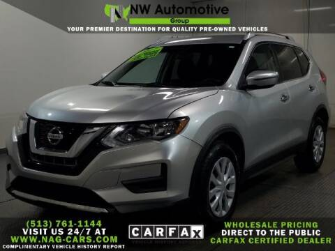 2017 Nissan Rogue for sale at NW Automotive Group in Cincinnati OH