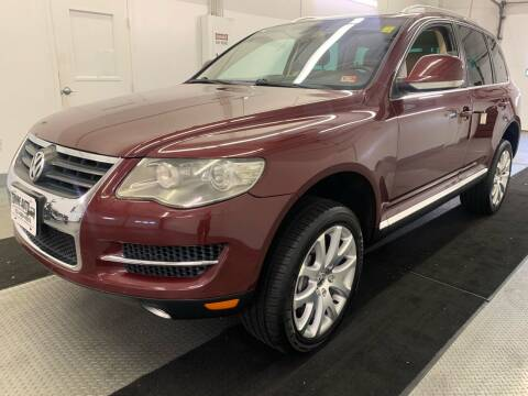 2008 Volkswagen Touareg 2 for sale at TOWNE AUTO BROKERS in Virginia Beach VA