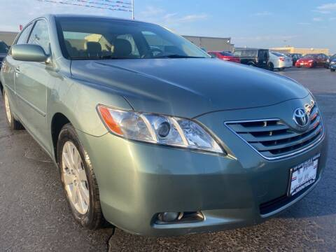 2007 Toyota Camry for sale at VIP Auto Sales & Service in Franklin OH