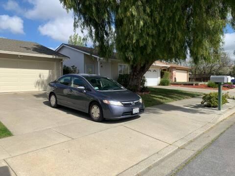 2006 Honda Civic for sale at Blue Eagle Motors in Fremont CA