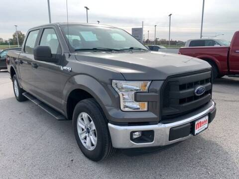 2016 Ford F-150 for sale at Mann Chrysler Dodge Jeep of Richmond in Richmond KY